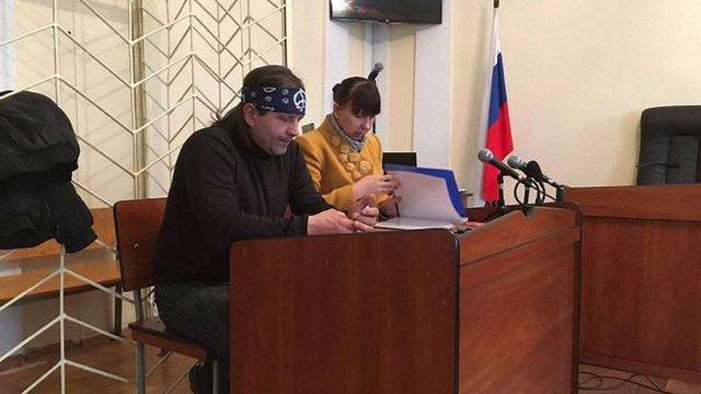 У Криму після «дорозслідування» повторно засудили проукраїнського активіста