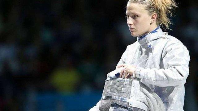 Українська шаблістка отримала бронзу на чемпіонаті Європи