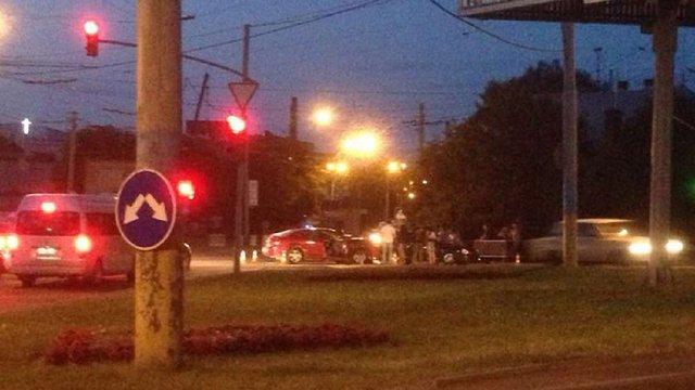 В автопригоді у Львові постраждали четверо людей