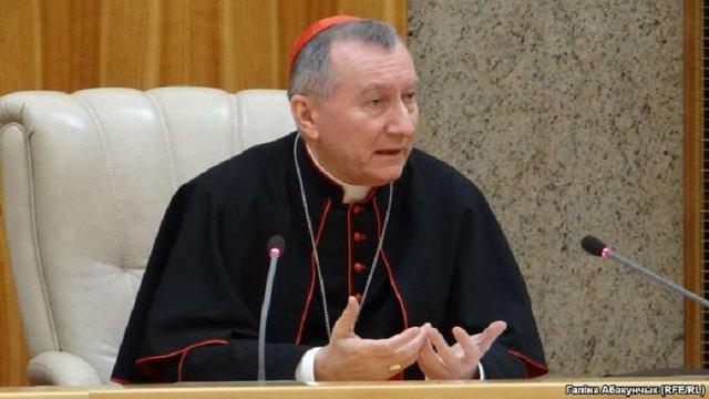 Держсекретар Ватикану назвав українців народом-мучеником через події на Донбасі