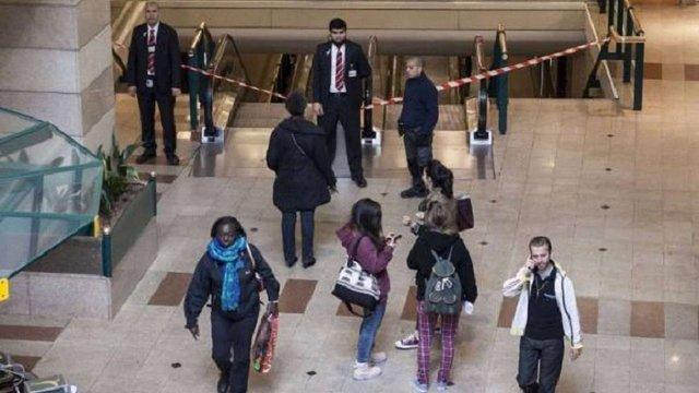 У Брюсселі евакуювали торговельний центр через загрозу вибуху