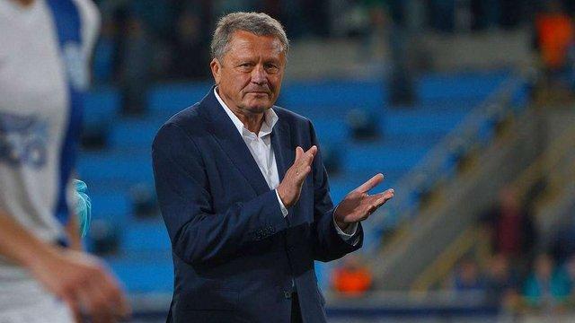 Мирон Маркевич покинув «Дніпро» і відмовився очолити збірну України