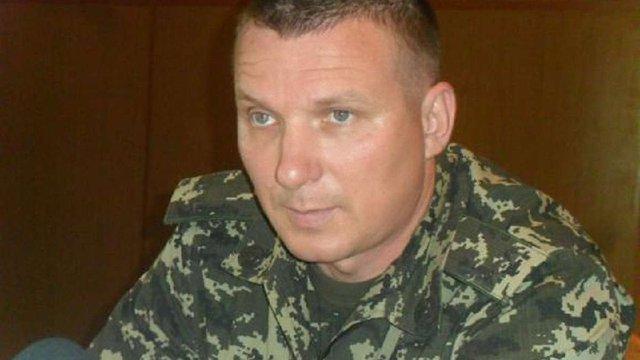У Львові представили нового обласного військового комісара