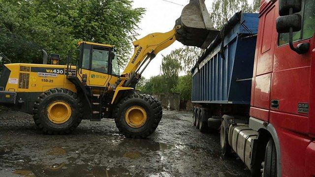 До кінця літа третину львівського сміття вивозитимуть у Київ