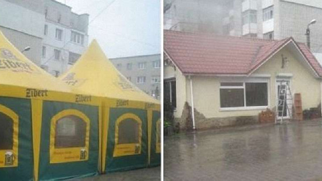 У Львові демонтували шість незаконних літніх майданчиків