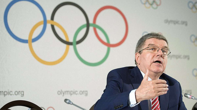 МОК підтримав відсторонення російських атлетів від Олімпіади-2016