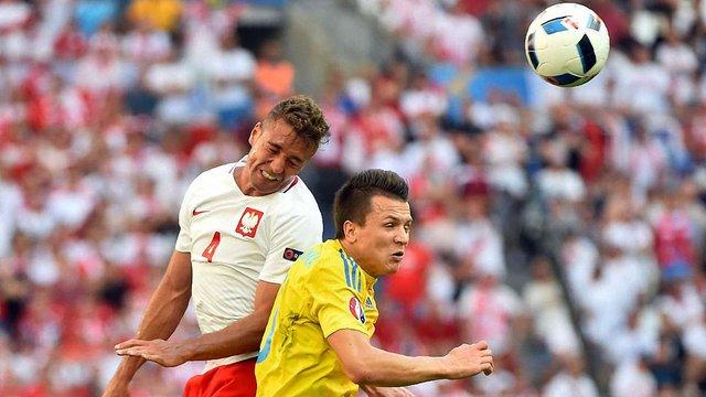 Збірна України програла третій матч поспіль на Євро-2016