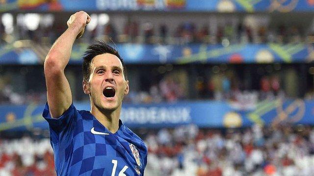 Хорватія та Іспанія вийшли в 1/8 фіналу Євро-2016