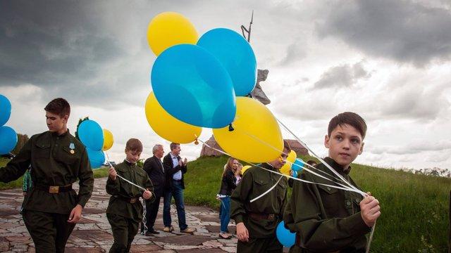 Сьогодні в Україні - День скорботи і вшанування пам'яті жертв війни