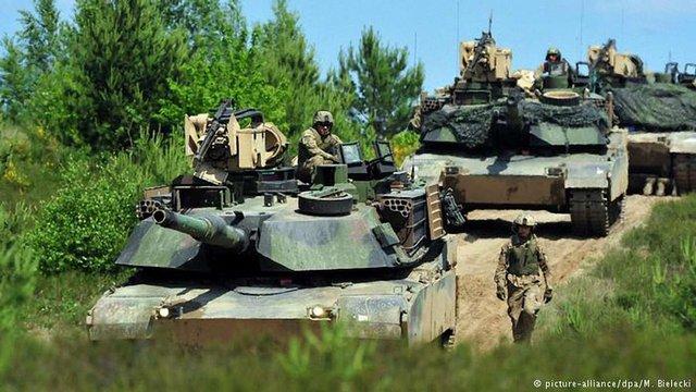 НАТО не зможе захистити країни Балтії від РФ - командувач силами США в Європі