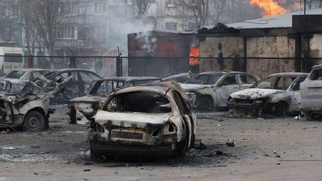 Колишнього міліціонера, який наводив «Гради» бойовиків на Маріуполь, засудили на 9 років