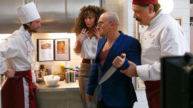 Київський суд визнав протиправною заборону в Україні російського серіалу «Кухня»
