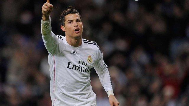 Кріштіану Роналду на 4 роки продовжив контракт із «Реалом»