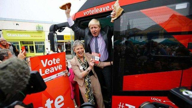 Великобританія проголосувала за вихід з ЄС