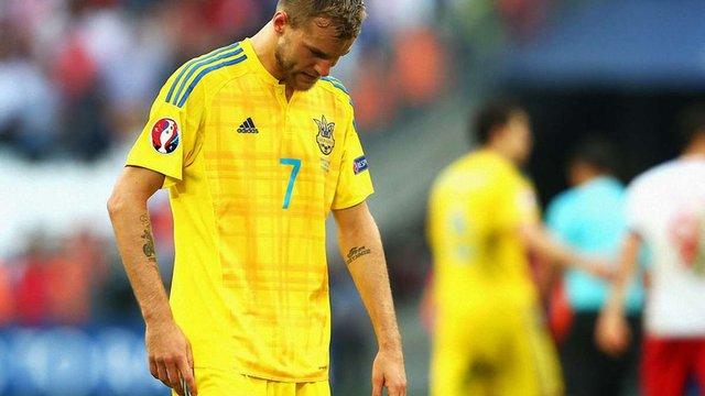 Двоє гравців «Динамо» потрапили у збірну розчарувань Євро-2016