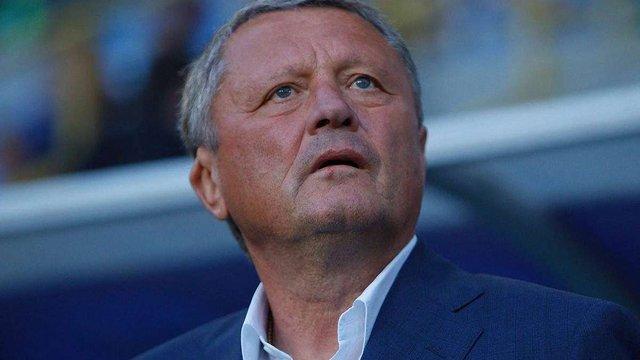 «Дніпро» розпочне сезон із мінус 6 очок, я змушений покинути клуб» , - Мирон Маркевич