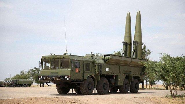 Росія планує розмістити «Іскандери» біля кордонів НАТО