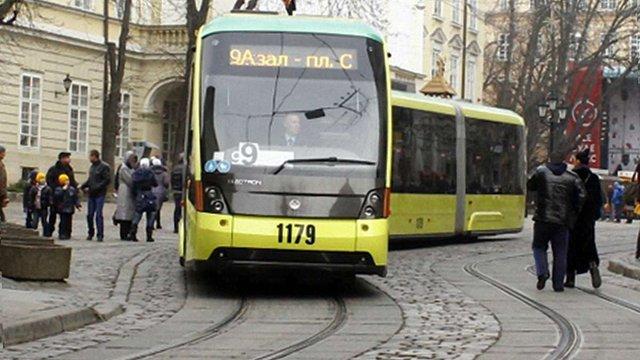 Через ремонт вулиць у Львові не курсуватимуть трамваї №9 та №11