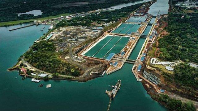 В неділю відкривається новий розширений Панамський канал