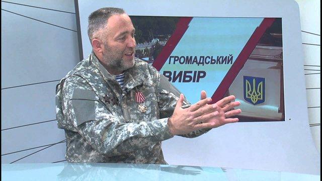 Помер депутат Київської облради, який воював в батальйоні «Айдар»