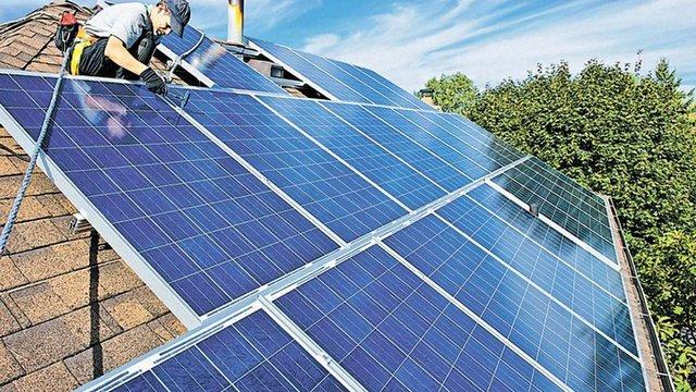 В Україні оголосили змагання з розробки сонячної електростанції для будинків