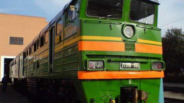 В Івано-Франківській області підприємець намагався вкрасти 5 державних тепловозів
