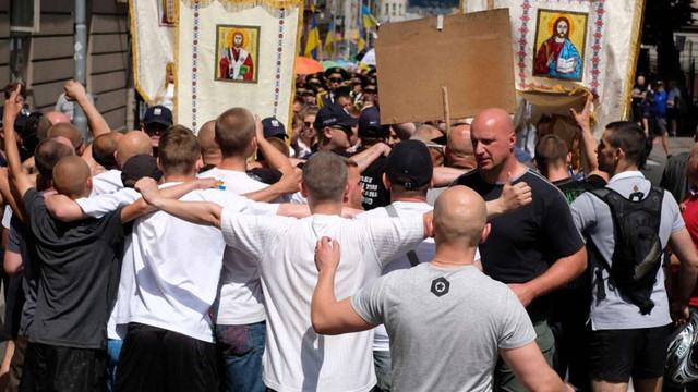 Нападникам на ходу українців у Перемишлі загрожує до двох років ув'язнення