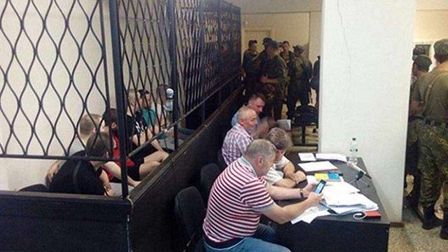 Суд на два місяці заарештував підозрюваних у вбивстві офіцера СБУ