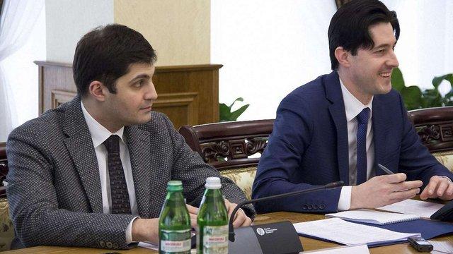 Давид Сакваралідзе і Віталій Касько створять нову партію