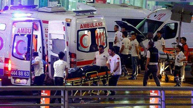 Кількість жертв теракту у Туреччині зросла до 36, ще майже 150 - поранені
