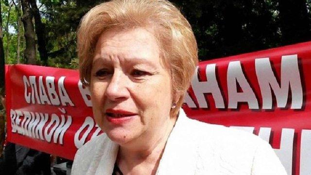 СБУ затримала комуністку Аллу Александровську