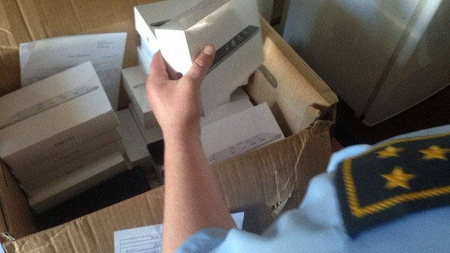 Через Шегині намагалися незаконно перевезти планшети, телефони та ноутбуки