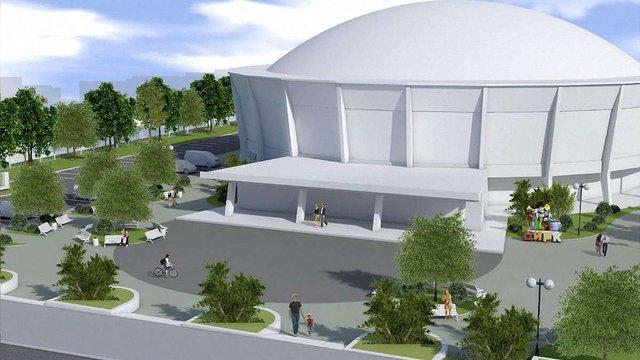 Яким буде громадський простір біля Львівського цирку