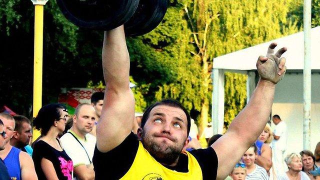 16 найсильніших команд світу зі стронгмену зійдуться на «Арені Львів»