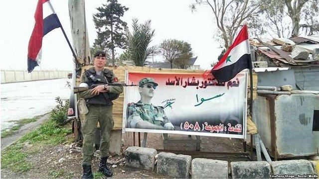 Росія визнала учасників операції в Сирії ветеранами бойових дій