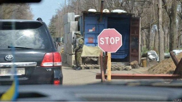 Процес обміну полоненими з «ДНР-ЛНР» заблокувався