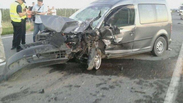 В ДТП у Городку загинув водій легковика, ще троє людей травмувалися