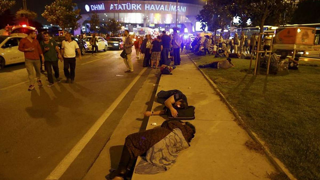 Нападниками на стамбульський аеропорт виявились громадяни Росії, Узбекистану та Киргистану