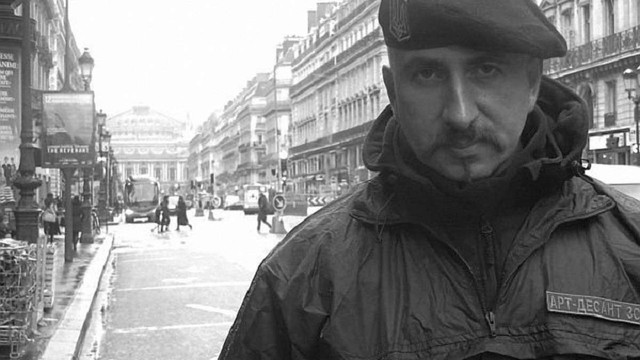 Порошенко нагородив Василя Сліпака орденом посмертно