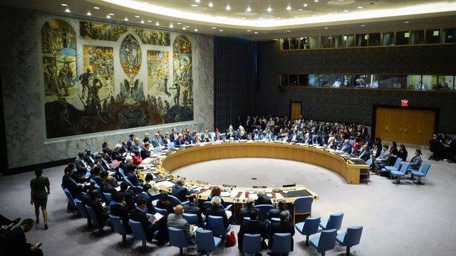 Україна наступного року очолить Раду Безпеки ООН