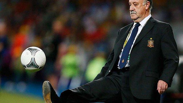Тренер збірної Іспанії з футболу офіційно оголосив про завершення кар'єри