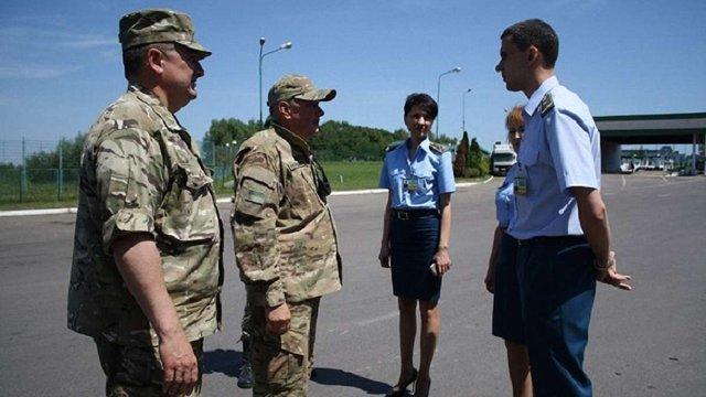Начальника Мостиського прикордонного загону звільнено з посади