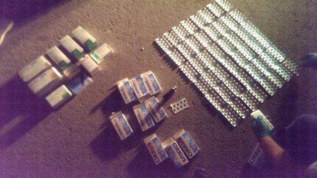 На Львівщині СБУ затримала контрабандиста, який відправляв наркотики поштою