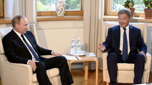Путін знову заговорив про «державний переворот в Україні»