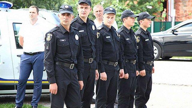 У Хмельницькій області почали працювати групи реагування патрульної поліції