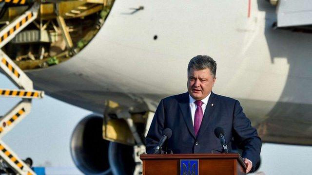 Петро Порошенко анонсував пакет допомоги Україні на саміті НАТО у Варшаві