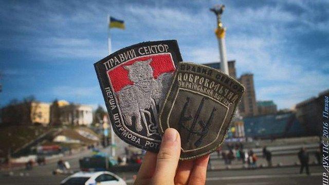 Частина бійців «Правого сектора» переходить на контракт в ЗСУ, – командир роти