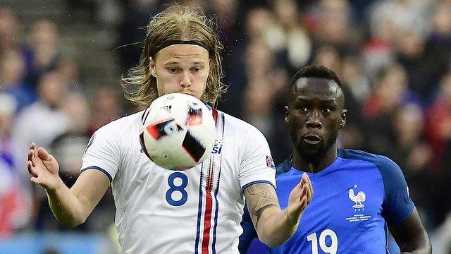 Франція розгромила Ісландію у чвертьфіналі Євро-2016
