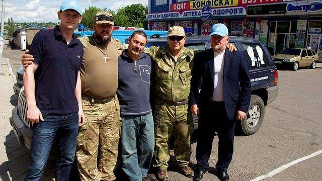 З полону звільнили українського військового Михайла Кучевського