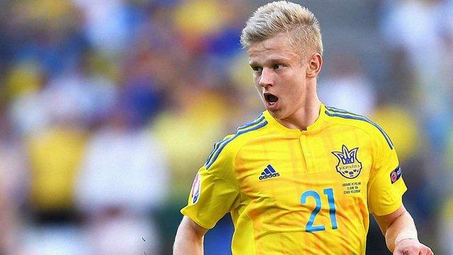 19-річний українець підписав контракт із «Манчестер Сіті»